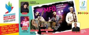 Beylikdüzü MFÖ Konseri