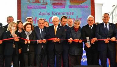 Öğretmenler Günü Kemal Kılıçdaroğlu Beylikdüzünde