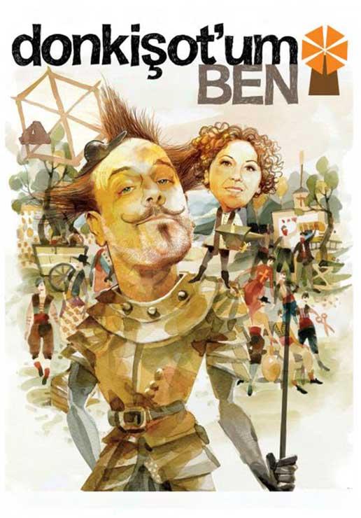 Beylikdüzü Tiyatro Don Kişotum Ben