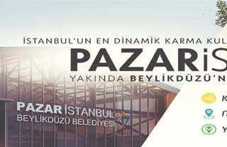 Beylikdüzü Pazar İstanbul