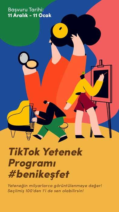 TikTok Yetenek Programı